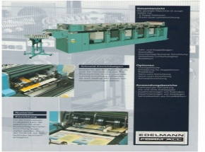 Zusammentrag Maschine FORM COLLECT - ZTM 7 Stationen