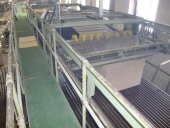 Used Corrugated board making machine AGNATI