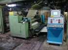 Corrugated board making machine AGNATI