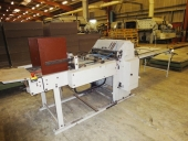 Used MECEM small flexo printer - 1 colour 76x100 cm