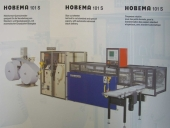Used High-Performance Sheeter HOBEMA 101 S (DIN A4)