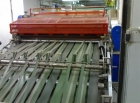 Special sheeter PIZZOLATO for corrugated board - roll to sheet