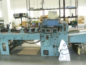 Used Bag making machine NewLong - twisted handle carry bag