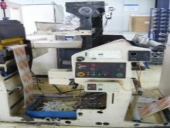 Used Label making and printing machine Nilpeter MO3300