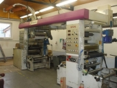Used Laminator Uteco Rainbow-S mod. 60 Roll to roll