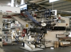8 colour Flexo CI printing machine W+H Soloflex