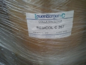Used 500 kg Industrial synthetic glue LEUENBERGER RESICOL +C