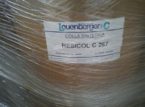 500 kg Industrial synthetic glue LEUENBERGER RESICOL +C