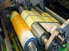 6 colour UV flexo stack printing machine GIDUE ATHENA