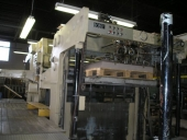 Used Die cutting Bobst SP 1650 E - Auto Platen Die Cutter
