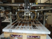 Used Steinmann Uvimat UV Coating Machine