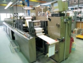Used 8 colour Label making and printing machine AQUAFLEX