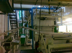 8 colour flexo CI press UTECO AMBER 808.1M