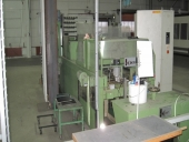 Used Box gluing and erecting machine KOHLER  SK11