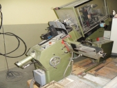 Used Label die cutter Blumer Atlas 140 KD18.1 size max: 20x20 cm