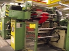 6 colour flexo CI printing machine FLEXOTECNICA, 600 mm