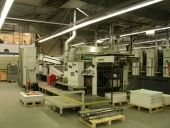 Used Varnisher STEINEMANN TOP SPOT 102 - spot and surface