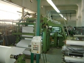 Used Solvent based Laminator POLYTYPE Polynorm WB 1050