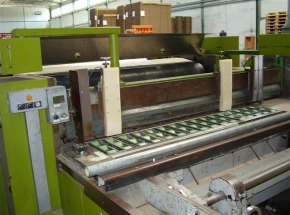 Case maker - printer slotter - folder gluer EMBA 2400