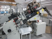 Used Label Producing Line BLUMER ATLAS 115 Automat