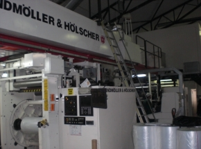 8 colour flexo CI printing machine W+H NOVOFLEX Gearless