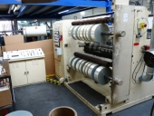 Used Sliting and rewinding machine TITAN SR5