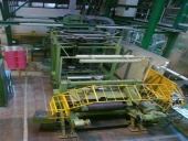 Used 2 colour Flexo Stack Printing machine W+H Alina Modell 8040