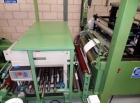 Rotary die cutter model 800 with 1 colour flexo in-line printer