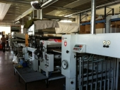 Used UV Varnisher Steinemann Uvimat 102 - high speed
