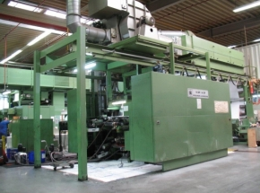 Flexo printer Fischer & Krecke 14 DF / 4 (6) CP