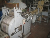 Used HONSEL - flat and satchel paper bag making machine