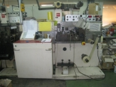 Used Label Printing & Making Machines NILPETER B-280 - 7 colour