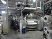 Used 8 colour Flexo CI printing machine SCHIAVI Sigma GL - gearless