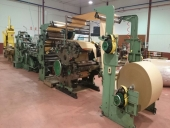 Used PAPER BAG MAKING MACHINE W+H TRIUMPH 3A - 4 colour