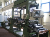 Used Fischer & Krecke 13 DF - 2 colour Flexo Stack printing machine