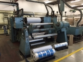 Used HOLWEG Multimelt WAX LAMINATING and COATING machine