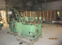 Used Spiral cardboard tube and cores producing machine Guschky – Kammann