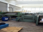 Sheeter and size cutter LENOX - complete line with wrapping and boxing