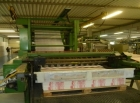 8 colour Flexoprinter MANZONI with Laminator and Sheeter inline