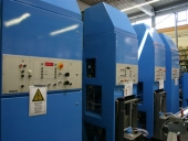Used Rotary die cutter Göpfert Evolution with 4 printing units