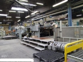 Used Autoplatine with printing units BOBST SPO FLEXO 1575 EEG
