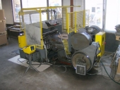 Used Die Cutter RABOLINI Imperia-D AUTOMAT LOADER AND UNLOADER