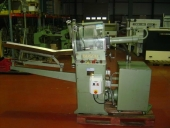 Used BUSCH ESTA B  automatic punching machine for labels,  year 1970