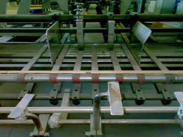 Folder Gluing Machine JAGENBERG Diana 1000-1 | BOHEMIA-GRAFIA