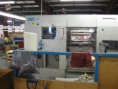 Used Flatbed Die Cutter IBERICA JR 105 Automatic