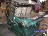 Used Flatbed Die Cutter Econocut, size max: 720 x 1040 mm