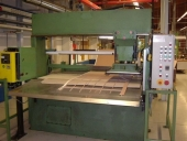 Used Vertical Die Cutter Model GTH-P 2065