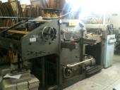 Used Auto Platen BOBST Super AP900 Flatbed Die cutter