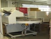 Used Blister Packing Machine ILLIG HSP 35 b-3
