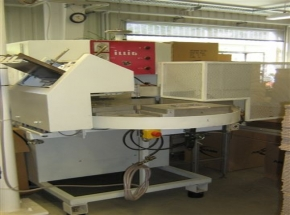 Blister Packing Machine ILLIG HSP 35 b-3